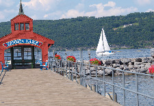 $560+: Finger Lakes Two-Night Stay w/Boat Ride, Exclusive $75 Dinner Credit & More