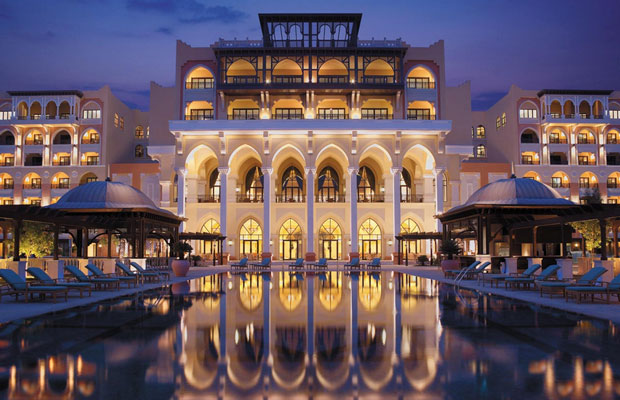 Luxury Hotels for Less in Abu Dhabi