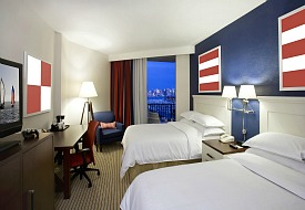 $104+: Anniversary Package at 4-Star San Diego Waterfront Hotel