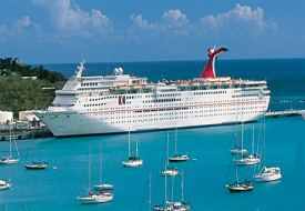 Two Carnival Ships Earn Perfect Health Scores