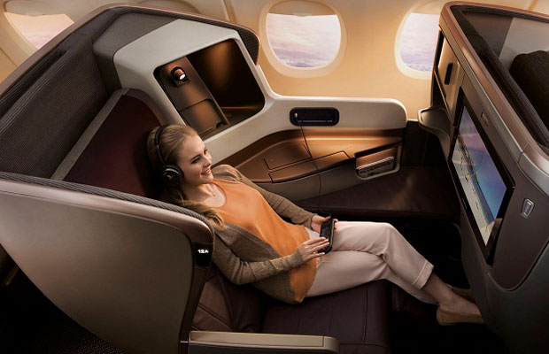 Singapore Airlines' New Business Class: Amazingly Beautiful (And Spendy)