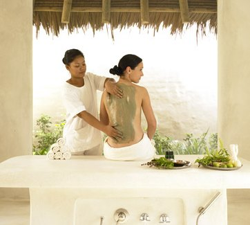 Three Spas Prove Green Can Be Gorgeous