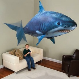SkyMall Tuesday: Remote-Controlled Air Fish