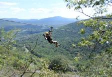 New York City Day Trip: Zipline at Hunter Mountain