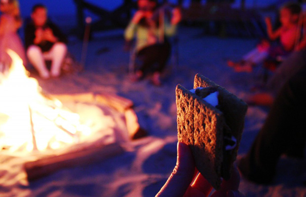 5 Places to Celebrate National S'mores Day