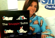 Get Cozy with a Snuggie Sutra Package