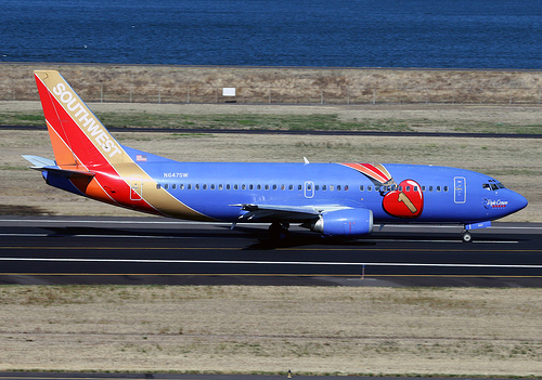 Southwest Brings Wi-Fi to the Sky