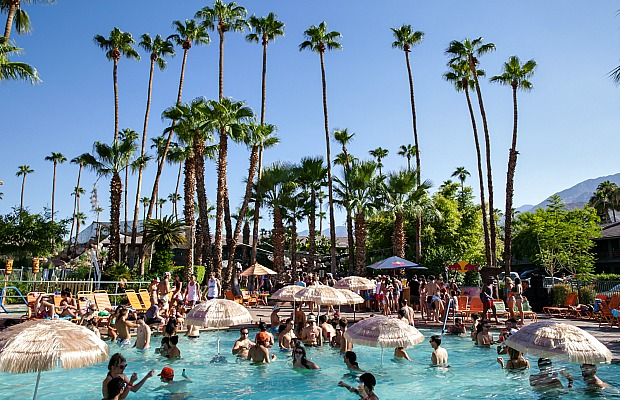 Deal Alert: A Hotel and Music Festival Package in Palm Springs