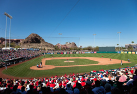 Spring Training a Hit in Tampa, but Try Tempe