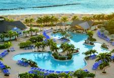 $164+ 4-Star St. Kitts Marriott Resort & Casino, 4th Night Free & Daily Breakfast