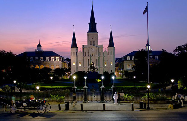An Affordable, Festive Christmas In New Orleans? Totally Possible