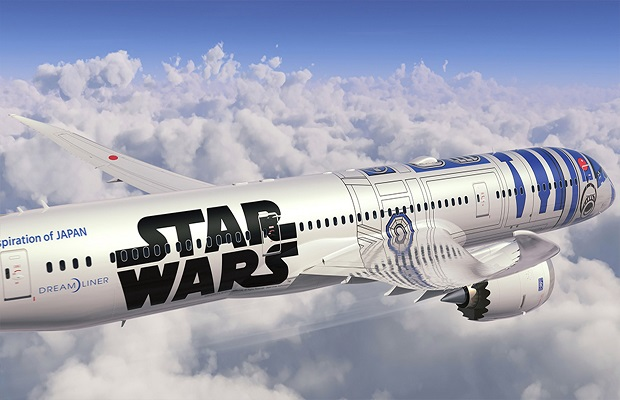 From Star Wars to Marimekko: The 6 Coolest Airplane Liveries Right Now