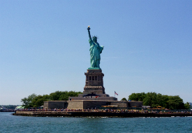 Statue of Liberty Interior to Reopen in October