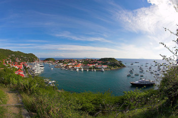 Six Hours in St. Barts