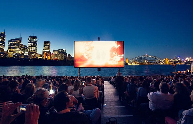 The World's Best Outdoor Movie Theaters