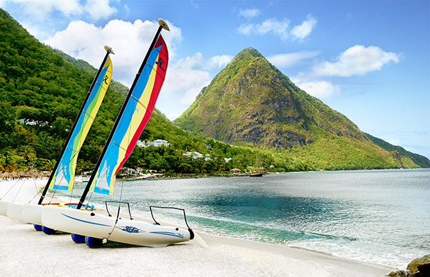 4 Activities in 4 Days: St. Lucia