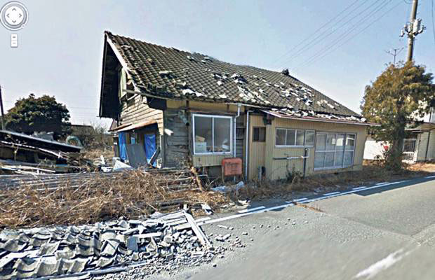 9 Fascinating Google Streetview Photos