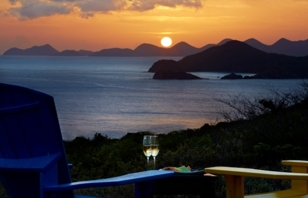 Where to Watch the Sunset in the British Virgin Islands