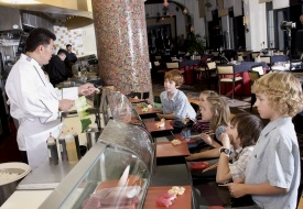 Unexpected in SoBe: Free Sushi Lessons for Kids