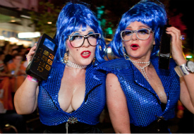 Sydney Gay Mardi Gras Now in Your Living Room