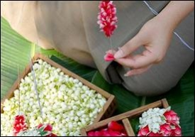 Learn to Create Local Crafts at Tamarind Village Chiang Mai