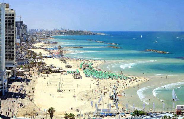 Flight Deal Alert: NYC or LA to Tel Aviv, R/T from $869