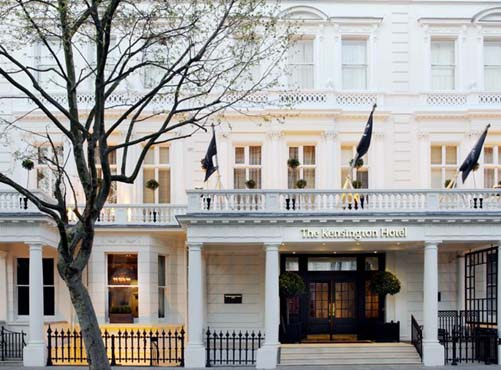 New London Hotel, Old London Flavour