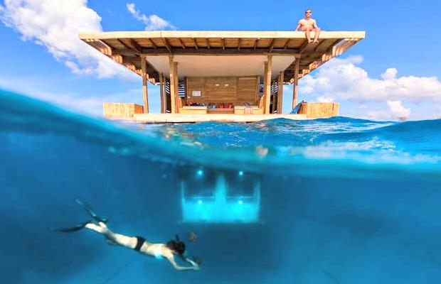 hydropolis underwater resort hotel. Perfect Hydropolis 8 Incredible Underwater Hotels The Manta Resort Throughout Hydropolis Hotel