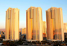 $139+: Exclusive Rates at Posh Vegas Hotel w/Champagne