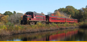 Cape Cod Railroad Package