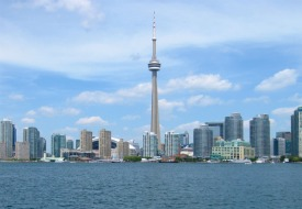 $67+: Ends Friday: Fly One-Way to Toronto from NYC