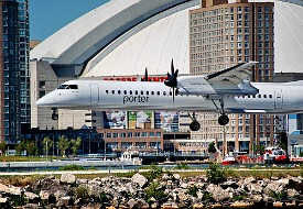$233+: Fly R/T to Toronto Through Summer, Save 40%: Ends Thursday