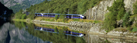 Top   10 Train Trips in Europe