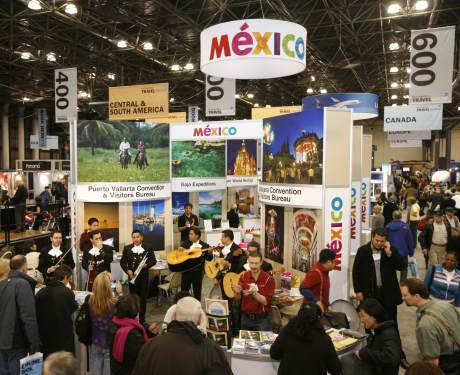 Dispatch from the New York Times Travel Show