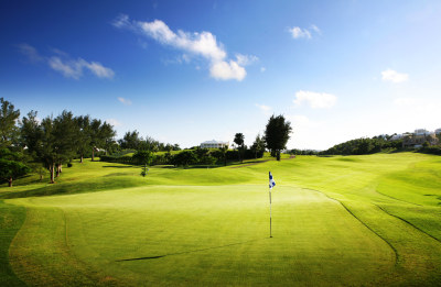 Exclusive Unlimited Golf Package at Beachfront Hotel and Spa in Bermuda