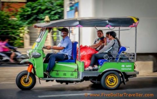 Scammed! 14 Ways Taxis in Asia Try to Rip You Off (And How to Deal)