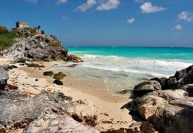 $52+: Mexico: Tulum Oceanfront Cabanas this Summer, 20% Off