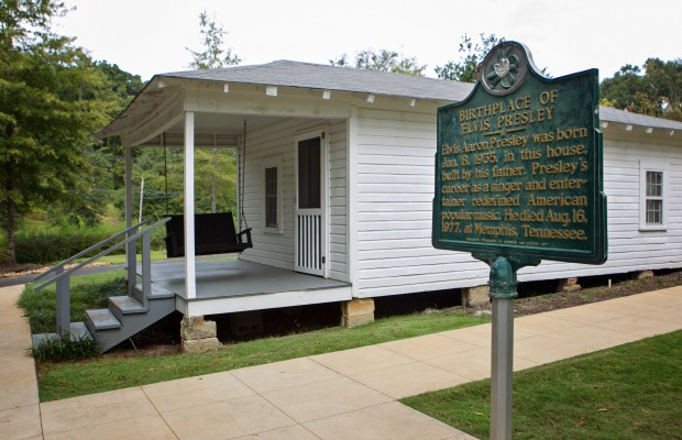 Tupelo, Mississippi: Celebrating Elvis's Birthday in January (And All Year Long)