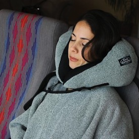 SkyMall Tuesday: Ultimate Neck Pillow & Blanket