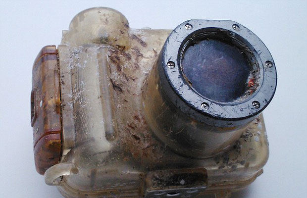 Weird Travel Story of the Week: Missing Camera Washes Ashore 5 Years Later