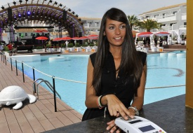 Ibiza Hotel Allows Fingerprints as a Form of Payment