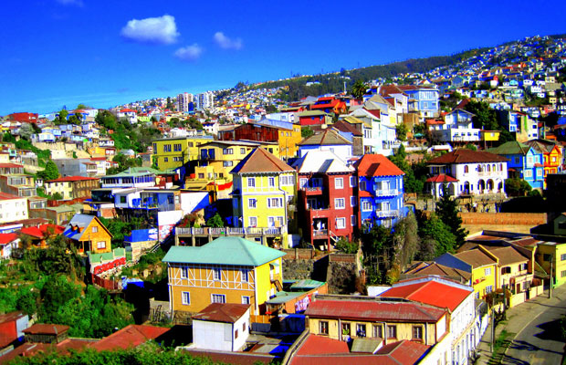 Destination to Watch: Valparaíso, Chile