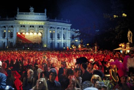 """Waltz to Vienna and Have a """"Ball"""" to Celebrate Austria's New Civil Union Law"""