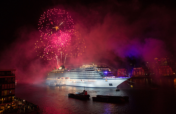 Cruise News: Eco-Friendly Ships & Cruisers Stealing from the Homeless?