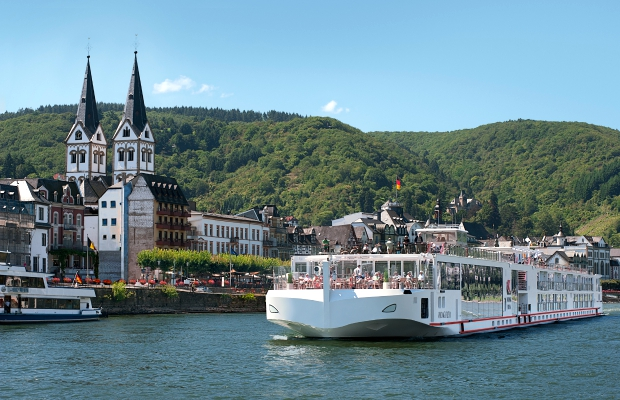 The Difference Between Barge and River Cruising