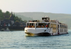 Viking River Cruises Christens Four Longships and Announces Six More