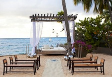 The Ultimate Intimate Beach Wedding Venue: Villa Aquamare