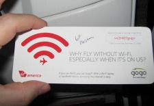 Mile-High Wi-Fi Free for Holidays on AirTran, Delta, and Virgin America
