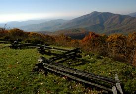 Virginia Getaways for Less in Autumn