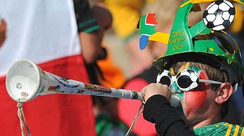Vuvuzelas: The Buzz Behind the 2010 World Cup